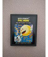 2 GAMES -  Vintage Atari GAMES - PAC - MAN  + SKIING - - $9.99
