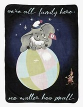 """Disney Dumbo Ball All Family Super Plush Throw Blanket 48""""x60"""" New With ... - $45.52 CAD"""