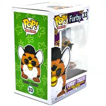 Funko Pop! Retro Toys Tiger Furby #33 Vinyl Action Figure image 5