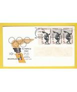1980 OLYMPICS DECATHLON TACOMA WASHINGTON 1980  - $1.98