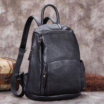 Sale, Fashion Full Grain Leather Messenger Bag, Shoulder Bag, Satchel Bag, Leath image 4