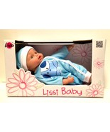 Lissi My First Baby Doll Boy Blue Outfit German 10 inches Age 2 and Up - $24.74