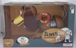 Disney Store 20th Toy Story Pixar Talking Slinky Dog New with Box - $30.13