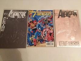 Avengers #1 And #10 - George Perez Kurt Busiek - Free Shipping - £15.09 GBP