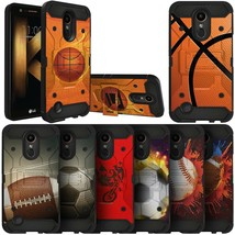 Sport Case for LG Fiesta, LG Fiesta 2, LG X Charge / Sporty Kickstand Case - $5.93+