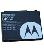 3 MOTOROLA OEM BK60 SNN5784a Standard BATTERY L6 L9 L7 L7i L7e L72 NEW G... - $37.39
