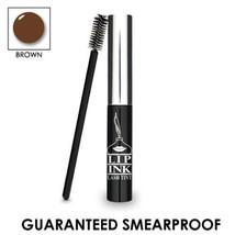 LIP INK Smearproof Waterproof Eye Lash Tint Mascara - Brown - $24.75