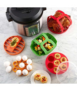 NEW Instant Pot 5-piece Silicone Accessory Set FREE SHIPPING - $49.99
