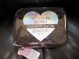 Victoria's Secret Fashion Show London 2014 Large Cosmetic Case NEW HTF - $26.04