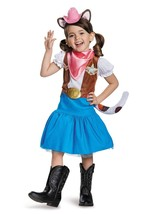 Sheriff Callie's Wild West Costume toddler Size 2T girls new nwt Halloween - $14.90