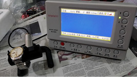 Watch Watches Timing Tester Machine Multifunction Timegrapher NO. 2000 & PRINTER - $431.00