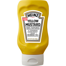 Heinz Yellow Mustard, 8 oz. Bottle - $2.40