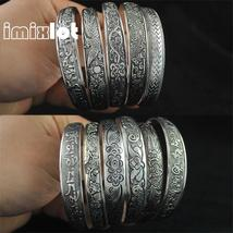 Top Fashion Charm Bracelets New Tibetan Tibet Plated Bracelets Charming ... - $15.30
