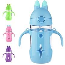 ORIGIN Best Kids BPA-Free Glass Water Bottle for Boys, Girls, and Toddler | Leak