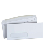 "NEW Universal 36322 Business Left Window Envelope #10 4 1/8 x 9.5"" White... - $25.55"