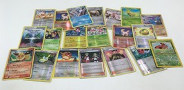 Random Pokemon Card Lot of 20 Holographic HOLO Pokemon Cards TCG Wizards... - $14.69