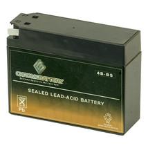 AGM Battery UT4B YT4B-BS for Yamaha SR400 Vino YJ50R TTR50E TTR90E Suzuk... - $23.28