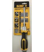 DeWalt -  DWHT69233 - Multi-Bit Ratcheting Screwdriver Set - $26.68