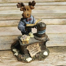 Boyds Wee Folkstone Mr Mocha Java Mooselbean Double Shot Moose Troop #36900 - $29.69