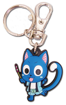 Fairy Tail SD Happy Yukata Key Chain GE36864 *NEW* - $9.99
