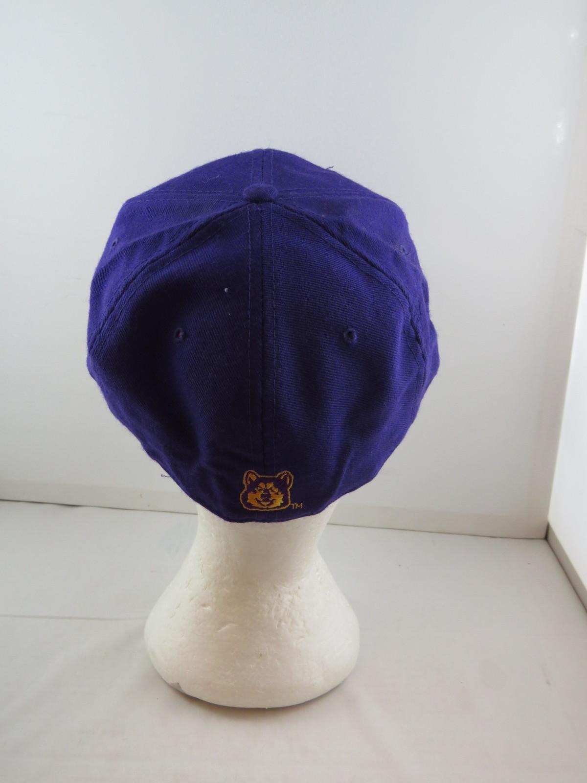 los angeles d577c a1051 Washington Huskies Hat (VTG) - New Era Pro Model Wool Blend - Fitted Size