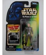 1997 Star Wars POTF Grand Moff Tarkin Freeze Frame Action Slide Action F... - $15.00