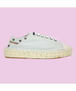 DIESEL Expodrillas LC Womens Espadrille Casual Shoe Ice Flow Size 10 - $121.54