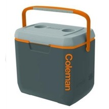 Coleman 28 Qrt Xtreme Drk GRY/ORNG/LT Gry Cooler - $72.99