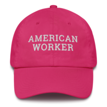 American worker hat / American worker Cotton Cap / American worker / labor day  image 6
