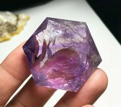 Ametrine Quartz Crystal Rainbow Star of David Natural Reiki Healing  k04... - $42.52