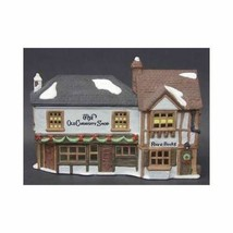 Dept 56 Dickens Snow Village  Old Curiosity Shop 59056 - $52.08