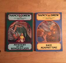 1970s/80s Nancy Drew Mystery Stories Books by Carolyn Keene image 4