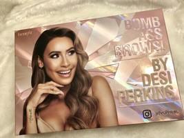 Benefit Cosmetics Bomb Ass Brows! By Desi Perkins Set ~Medium Warm~Bnib - $94.61
