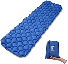 My Ronin Ultralight Outdoor Sleeping Pad, Inflatable, Moisture-Proof, wi... - $30.71 CAD