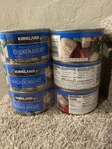 Kirkland Signature Premium Chunk Chicken Breast Cans, 12.5 oz, 6 Count - $34.00