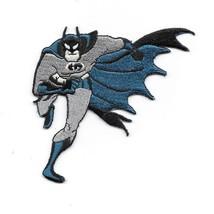 Batman Animated TV Show Batman Running Figure Patch NEW - $4.50