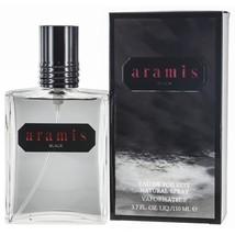 ARAMIS BLACK Eau De Toilette EDT Natural Spray Vaporisateur 3.7oz BOXED - $37.62