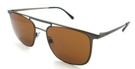 Giorgio Armani Sunglasses AR 6076 3006/73 53-20-145 Matte Bronze / Brown... - $111.62