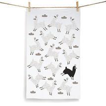Kitsch'n Glam Tea Towels - Llama - $9.50