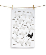 Kitsch'n Glam Tea Towels - Llama - $9.50