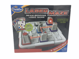 Thinkfun Laser Maze Beam-Bending Logic Game - $33.25