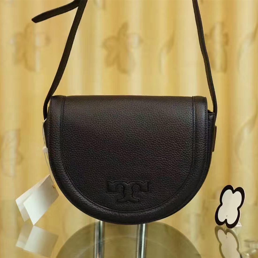 73a991b451a Tory Burch Serif T Saddle Bag and 50 similar items