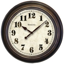 Westclox 32213-DS 24 Oversized Classic Clock - $61.03