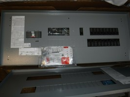 GE AQF3422ABX  Main Breaker, 120/208 Volt, Circuit Panelboard Brand new - $643.49