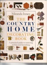 Country Home Decorating Book Miranda Innes - $6.06