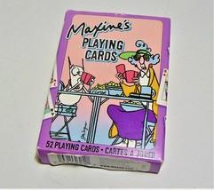 Maxine's Playing Cards  NIB  Hallmark - $7.00