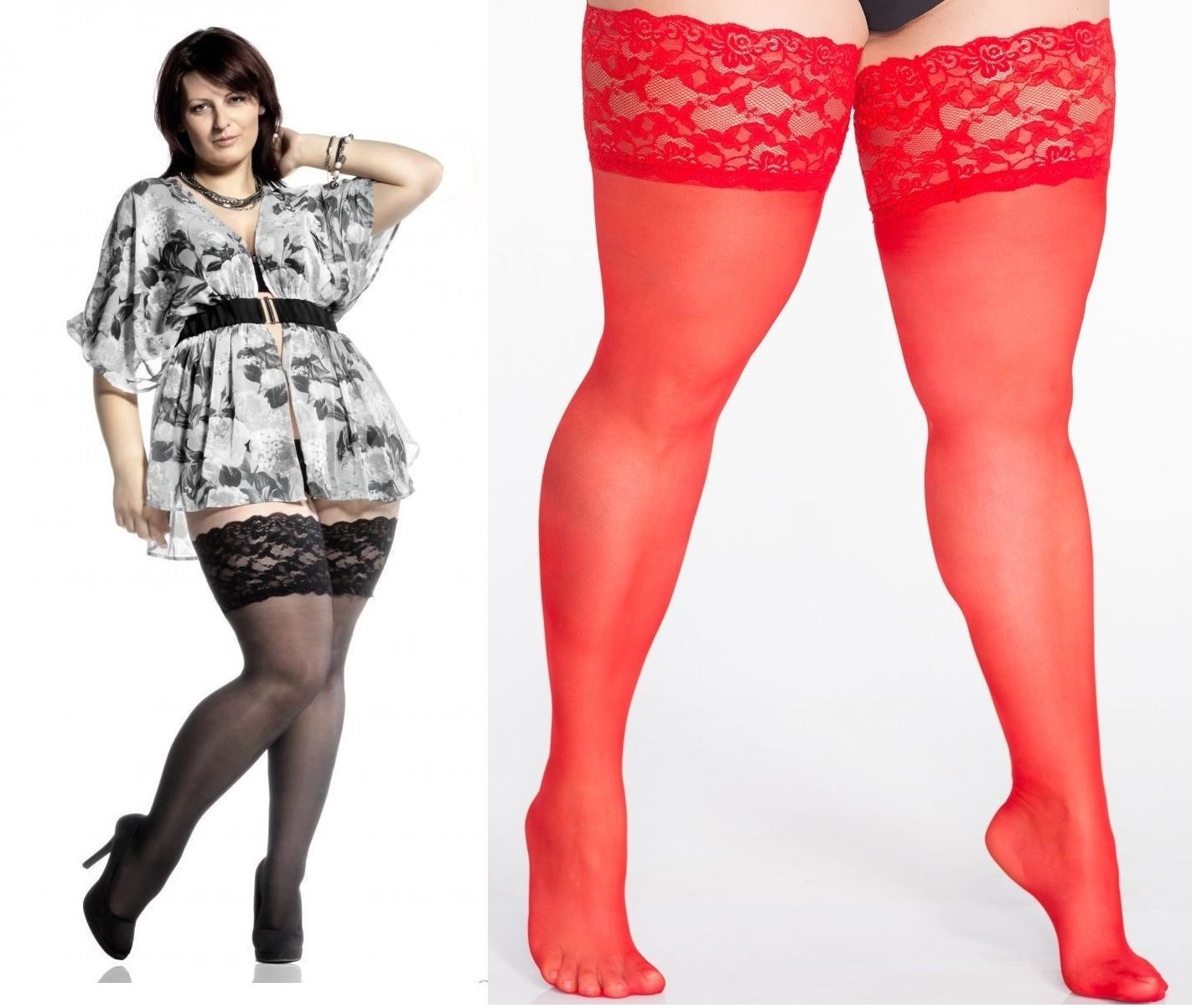 012e1d0437332 New Stockings Hold Ups Plus Big Large Size and 50 similar items. S l1600
