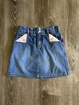 Gap Kids Denim Skirt Size 8 - £6.11 GBP