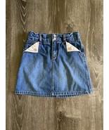 Gap Kids Denim Skirt Size 8 - $7.99