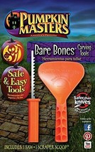 Pumpkin Masters Halloween Jack o Lantern Carving Tool Kit Saw Scraper Scoop - $4.94